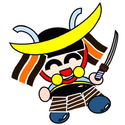 反逆する武士