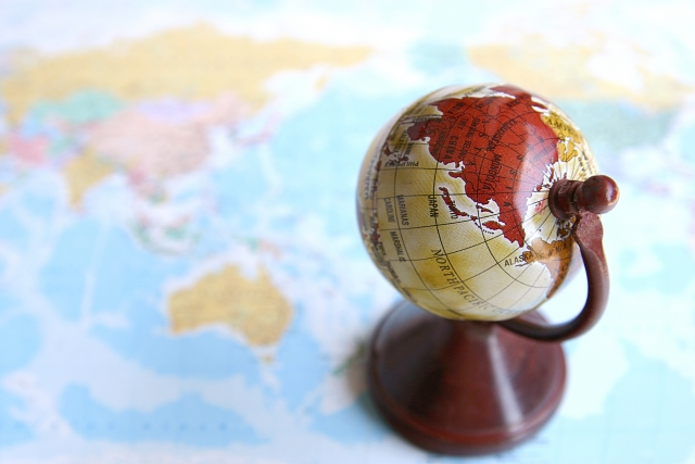 地域紛争と地政学